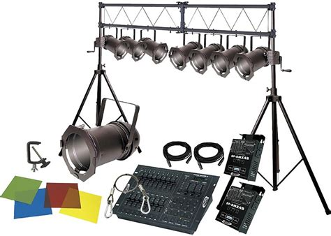 lighting system band dj lighting and stage effects buying guide the hub