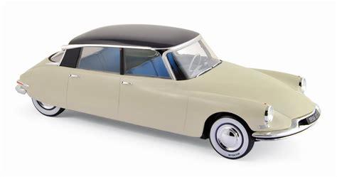 Miniature L by Miniatures Gt Autos 1 18 Gt Norev Gt Citroen Gt Citro 203 N Ds 19