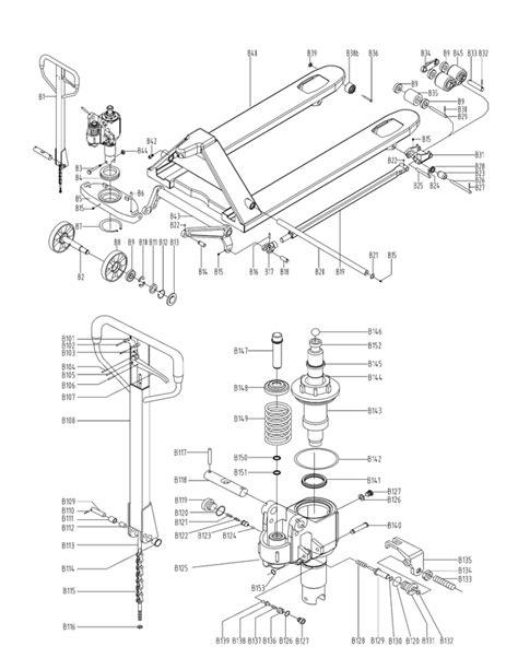 pallet parts diagram pallet parts pdf