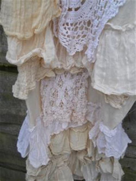 Shabby Chic Knickers by Pearl Vintage Antique Shabby Chic Lace