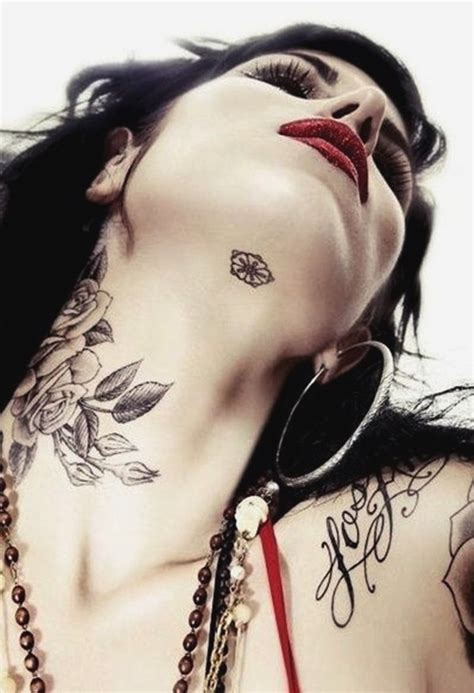 tattoo under neck 50 best neck tattoo ideas for girls 2015