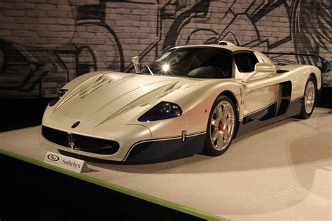 maserati mc12 2004 2005 maserati mc12 review supercars