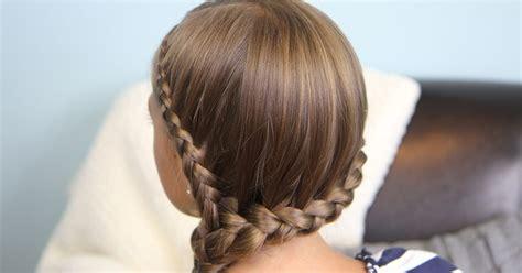 31 braid hacks for moms for long and short hair short cool braids for girls popsugar moms