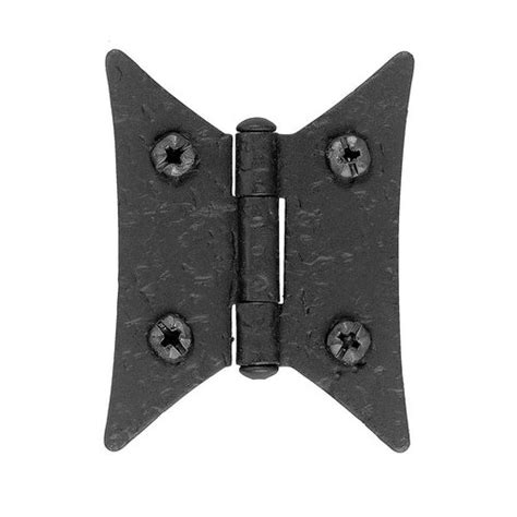 surface mount concealed cabinet hinges acorn manufacturing rough iron butterfly style surface
