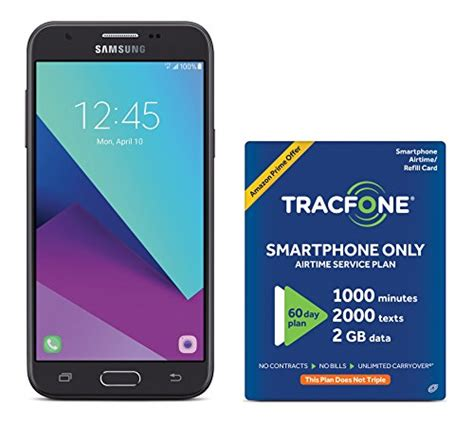 Hp Samsung Galaxy J3 4g Lte tracfone samsung galaxy j3 pro 4g lte prepaid smartphone with exclusive free 40