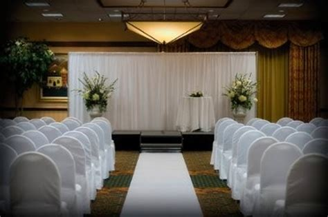 draping for wedding cost is anyone doing pipe and draping for their wedding
