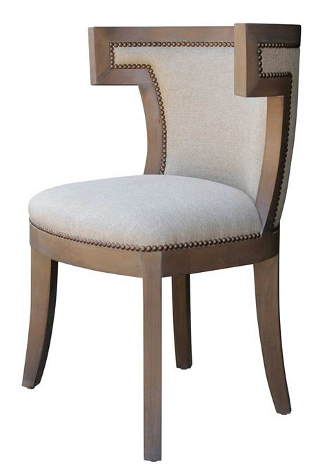 wood barrel back dining chair custom dining room chairs for every home interior design
