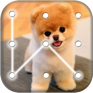 puppy lock puppy pattern lock screen android apps on play