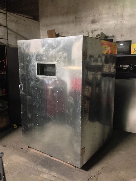 Oven Coating 4 x 4 x 6 economy electric powder coat oven