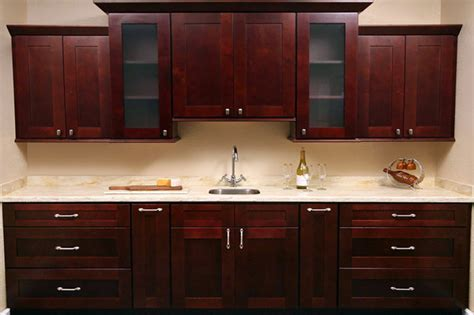 King Kitchen Cabinets | mocha shaker kitchen cabinets kitchen cabinet kings