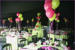 Table Decoration Ideas For Birthday Party 18th birthday party table decoration ideas www imgarcade