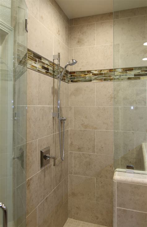 Love The Wall Tile Is This Porcelain Tile By Daltile Daltile Bathroom Tile