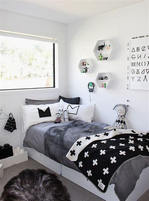 Monochrome Bedroom Design Ideas 17 Best Ideas About Monochrome Bedroom On Pinterest Scandinavian Bedding Scandinavian Bed