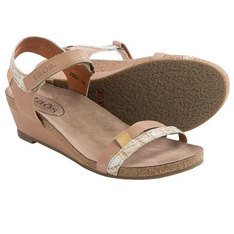 taos sandals clearance taos footwear gala leather sandals for save 65