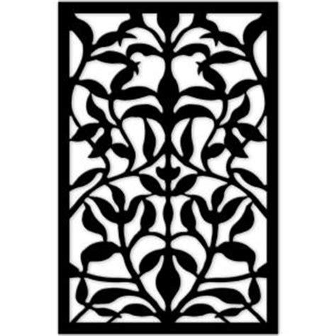 acurio latticeworks        ft black olive