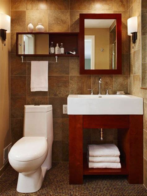 small cute bathrooms cute small bathroom a place to lay down my head pinterest