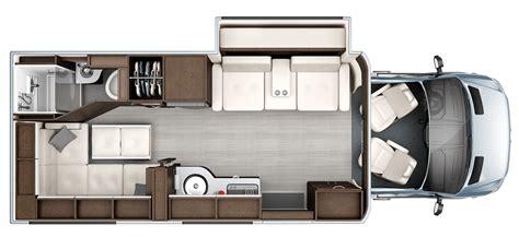 unity floorplans leisure travel vans