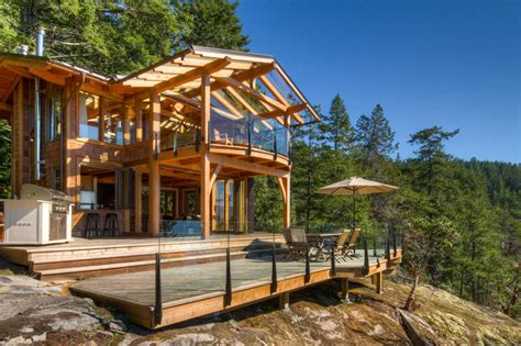 Small Cottages Plans by Design Ideas For Cabin Decks And Porches