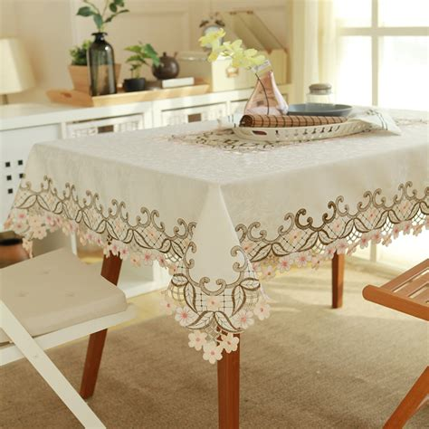 Buy Table Linens by Cheap Table Linens Get Cheap Blue Damask Tablecloth Alibaba With Excellent With Buy