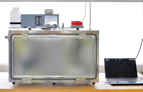 emission test chamber 250 according to iso 16000 9 odournet