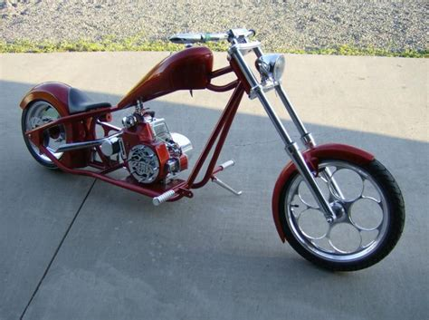 Chopper Mini by Buy Custom Mini Chopper Mini Bike Minibike Show Bike On