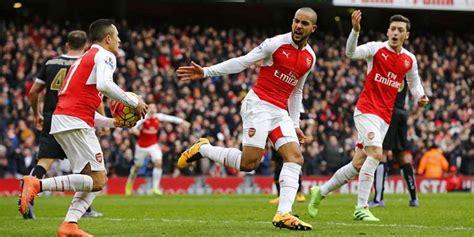 Arsenal Bola Net | lauren arsenal bisa telikung posisi chelsa bola net