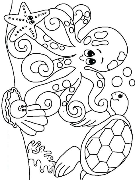 color by numbers animals coloring pages online coloring pages for toddlers kindergarten animals