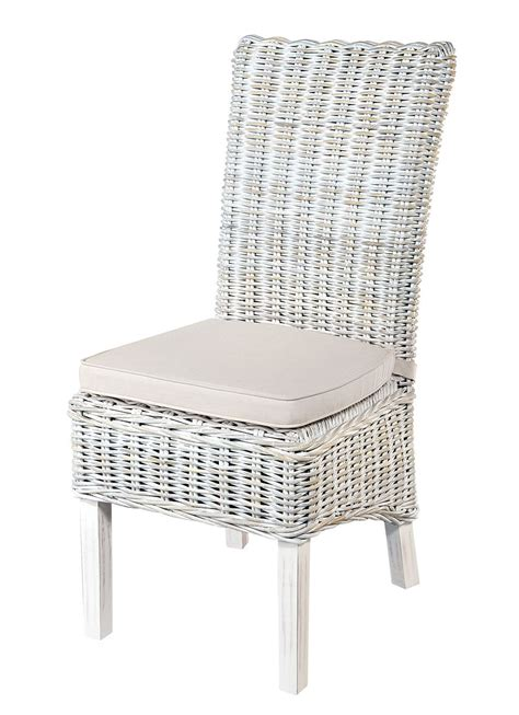 Dining Table With Rattan Chairs Ennaoj Painted Dining Table 4 Rattan Dining Chairs Free Delivery