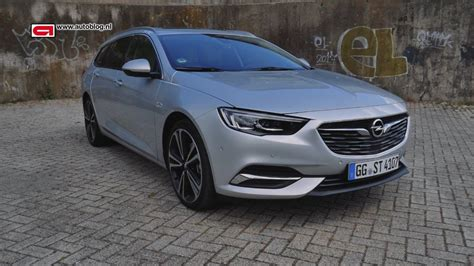 Opel Insignia Sports Tourer Review Opel Insignia Sports Tourer 2017 Review