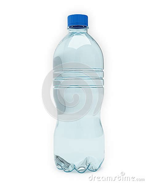small water small water bottle stock illustration image 45620269