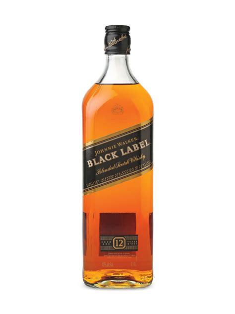 Black Label johnnie walker black label lcbo