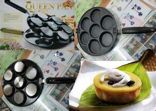 Teflon Apem cetakan kue lumpur surga isakaya indonetshop