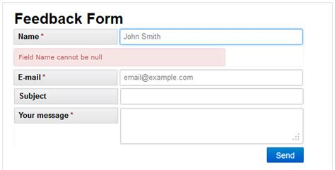 design feedback form html php formbuilder html form builder script by apphpcc