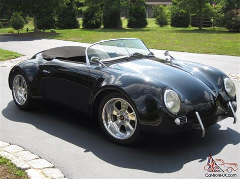 porsche 356 replica porsche 1956 356 gtr wide body spider convertible
