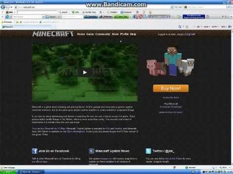 official website how to get free minecraft official website