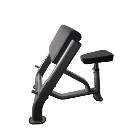 bench press with preacher curl genesis grays fitness