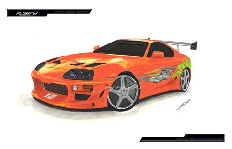toyota supra drawing drawing of toyota supra