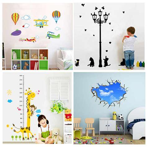 Giraffe Ruler Wall Sticker 1pc bedroom wall sticker home decor giraffe height