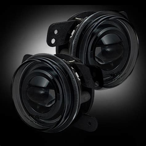 smoked lights for jeep wrangler free shipping on recon jeep wrangler led fog lights