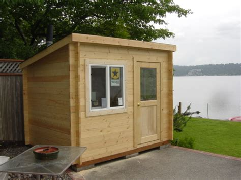 shed temporary storage location  cutting
