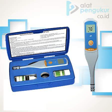 Alat Pengukur Ph Air Untuk Aquarium alat ukur ph air mineral sx 610 alat pengukur id cv