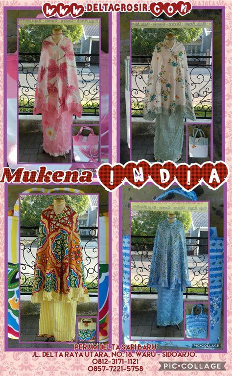 Paket Usaha Mukena Katun Jepang Termurah Rp 550 000 sentra kulakan mukena katun india termurah 97ribu peluang usaha grosir baju anak daster