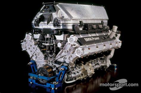 BMW P84 F1 engine 2004, V10 3,0l at BMW Sauber F1 Team