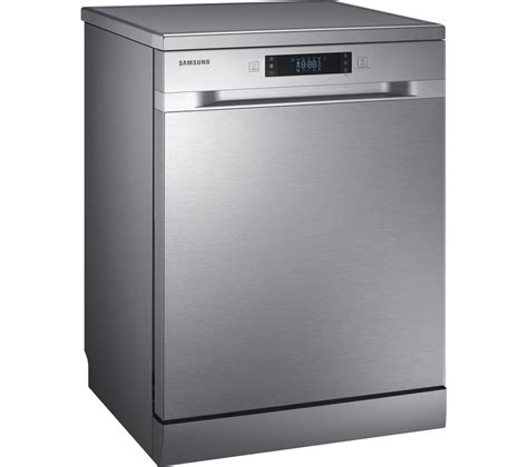 Samsung Dishwasher Buy Samsung Dw60m6050fs Size Dishwasher Stainless Steel Free Delivery Currys