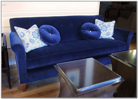 blue slipcover sofa blue velvet sofa slipcover sofa home design ideas
