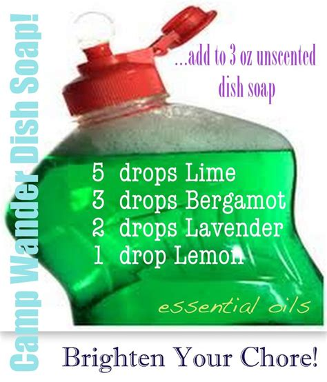 my lovehate relationship with castile soap accidentally make your own artisan dish soap with essential oils
