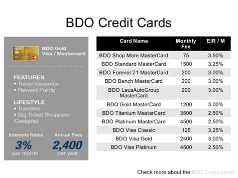 Sle Credit Card Philippines top 5 credit cards in philippines