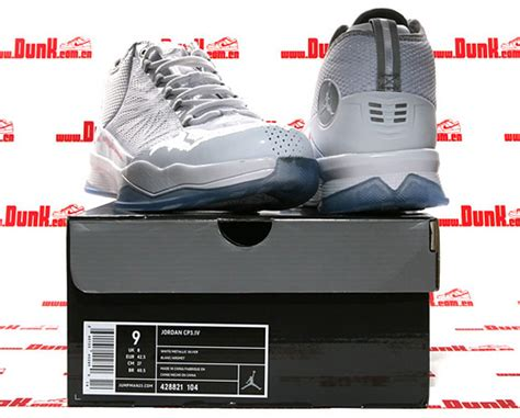 cp3 iv white metallic silver sneakernews