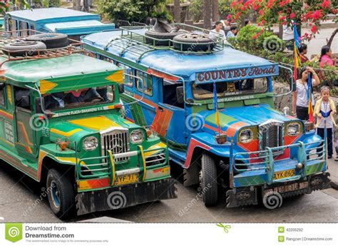 philippine jeep philippine jeepneys editorial photography image of