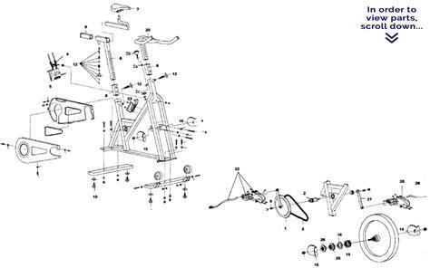 schwinn airdyne parts diagram schwinn elite parts schwinn spinning bikes indoor cycles